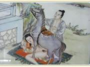 人畜交姌:古代人与动物兽交图片欣赏