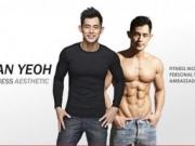 酷似周杰伦马来西亚男模特Jordan Yeoh个人资料|年龄|身高