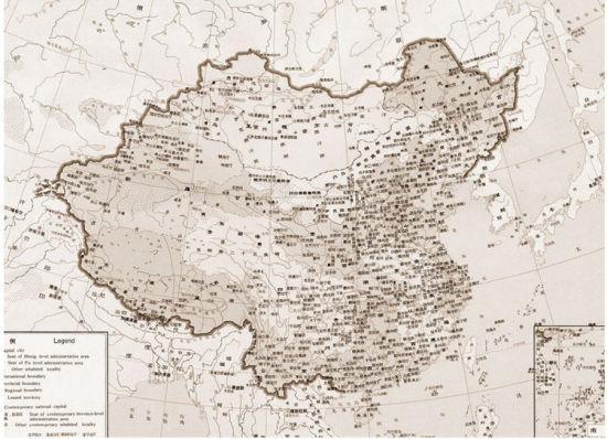 1935年民国出版的地图就已标明南海岛屿属于中国领土
