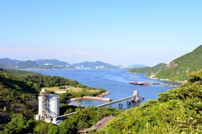 小岛风情香港南丫岛图片 充满东方色彩渔村文化景色