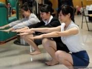 日本女兵妇科体检图片 裸体女兵体检肛检过程曝光