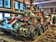 <b>解析坦克内外部详细构照图 苏联经典坦克的装甲防护图</b>
