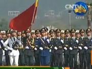 <b>中国三军仪仗队巴基斯坦国庆日阅兵视频 仪仗队战士用当地语言乌尔都语喊口</b>