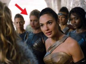 神奇女侠中的亚马逊女战士们!原来每位都来头不小
