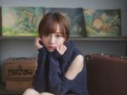 大眼睛白皙美腿小姐姐 日式短发清纯写真秀