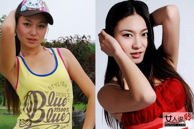 模特唐静写真_唐静个人资料 曝昔日模特与王新军为什么离婚的原因