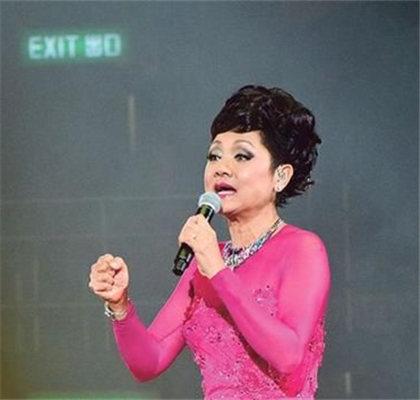 【图】叶丽仪拍过电视剧吗? 带你深入了解香港著名女歌手