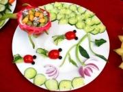 怎么制作水果拼盘 创意水果拼盘做法介绍
