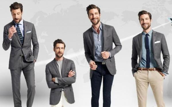 熟知西装的三种格调让你搭出高逼格7