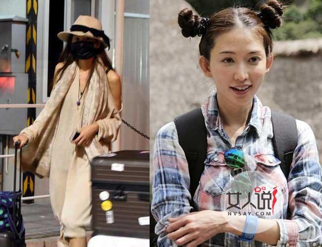 林志玲素颜现身 12月18日,林志玲素颜现身机场,深夜抵达上海机场的她全程以口罩遮面。如今的女星如果出现在大众面前,不是化着妆,就是要戴着口罩,实在是因为素颜没脸见人。相信林志玲也不例外,如今已经上了年纪的她风采大不如以前了,不知道她会怎么保养自己呢?
