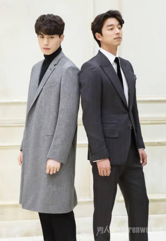 孔侑和李栋旭穿衣pk
