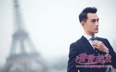 《抓紧我,放弃我》王凯霸道总裁好有型 王凯发型型男的选择