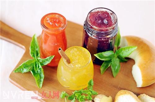 教你怎么做美味的果酱 封存六种美味甜蜜
