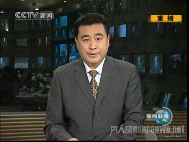 国字脸新闻主播