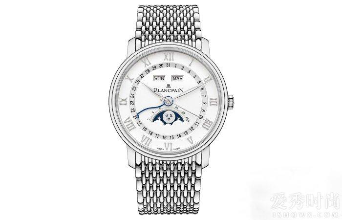 宝珀经典系列 6654A-1127-MMB腕表