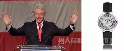克林顿腕表