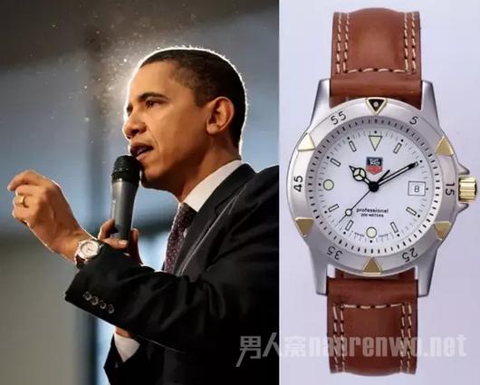奥巴马腕表