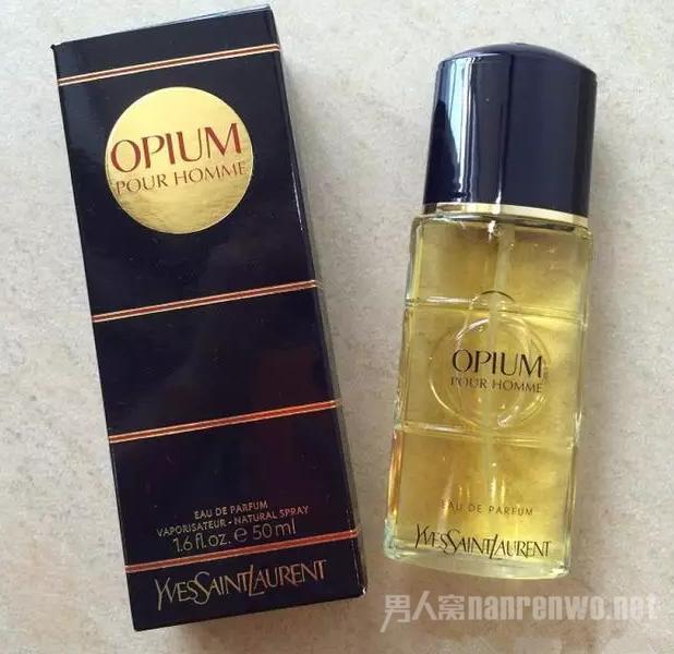 圣罗兰鸦片男士淡香水