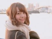 超可爱鬼脸美少女柴田彩菜 美发沙龙的人气美少女