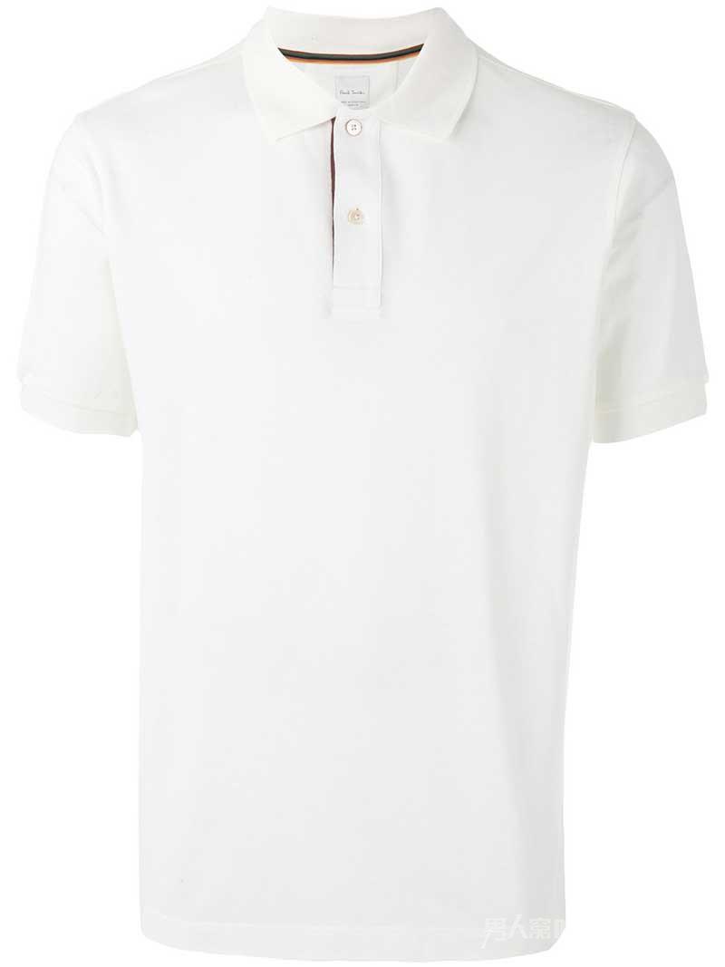 短袖polo衫
