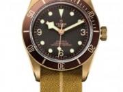 青铜腕表打造你的复古风