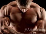 强悍的肌肉 当然少不了专业的健身动作