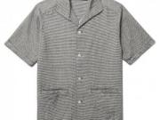 纯棉灰色衬衫钟爱极简风的你一定喜欢