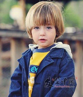 男宝宝头发短什么发型好看 小男孩最新短发发型