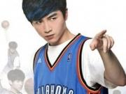 独特风格的男生染发发型设计 男生染蓝色头发发型