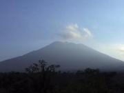 巴厘岛火山即将喷发,当地居民紧急撤离