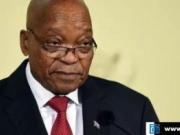 南非宣布以16项罪名起诉前总统祖马